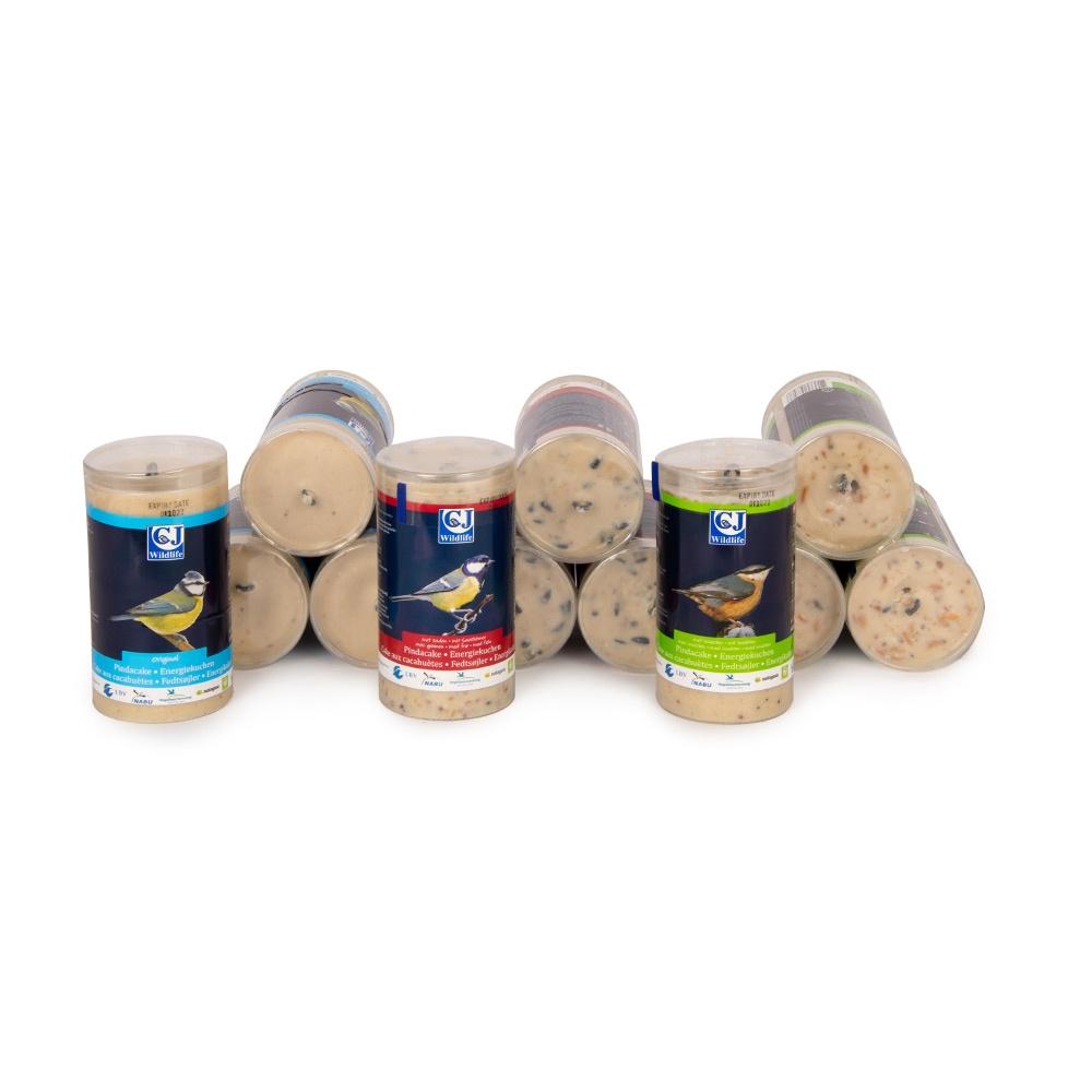 Coffret de recharge - 3 variétés (12 x 500 ml)