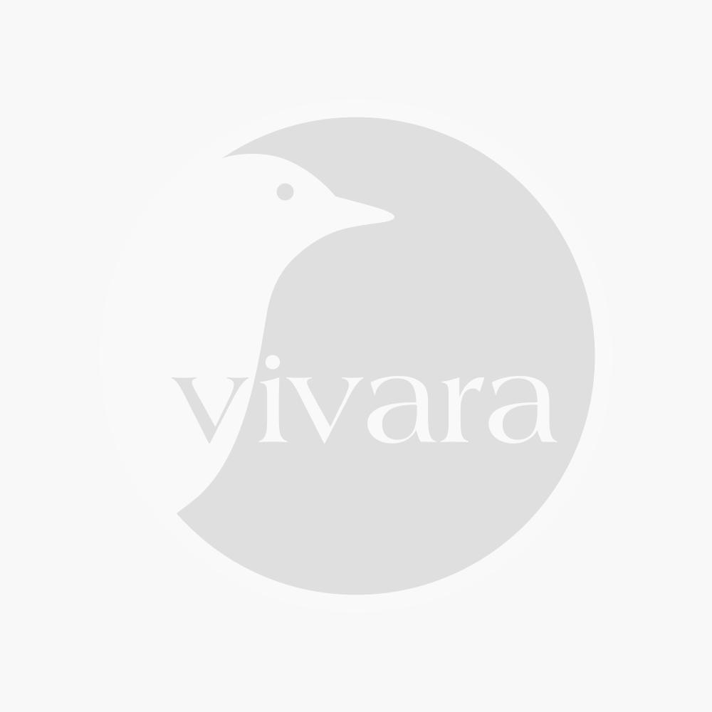 Nichoir Sevilla WoodStone ® opercule ovale - Brun