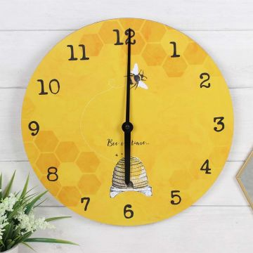 Horloge 'Bee on Time'