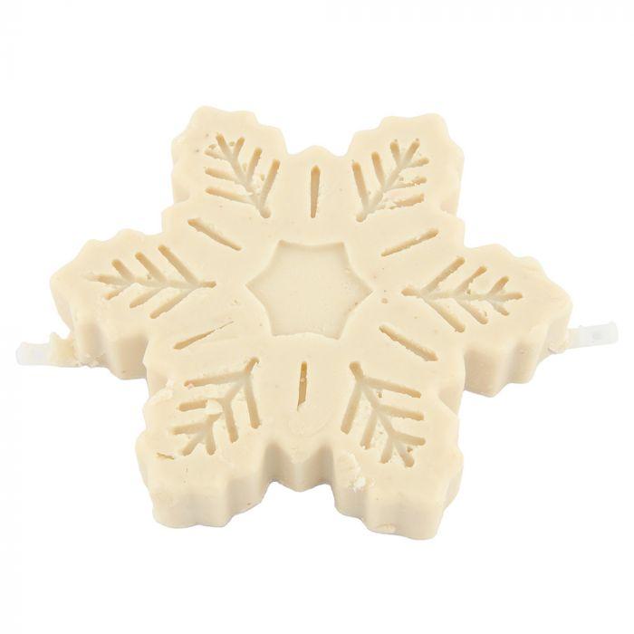 Friandise de graisses flocon de neige