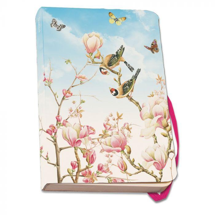 Carnet de poche A6 Magnolia Janneke Brinkman