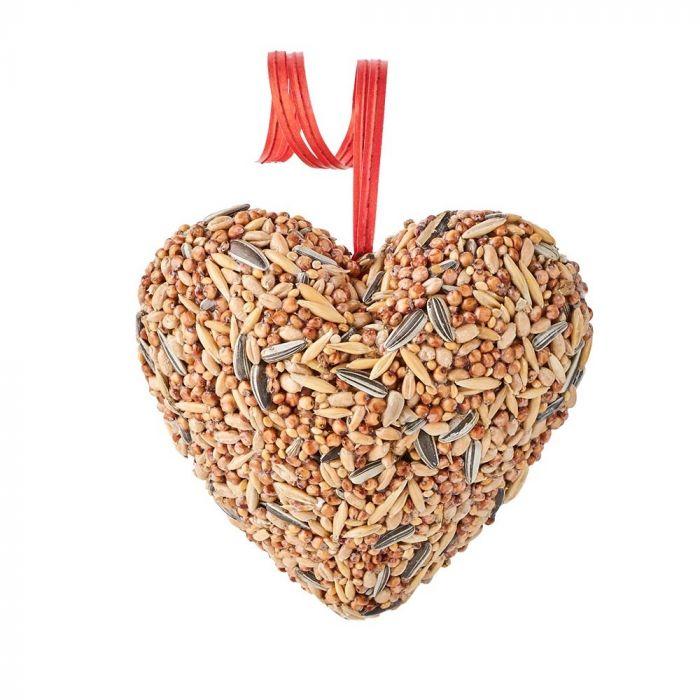 Mélange de graines en forme de cœur 140 g