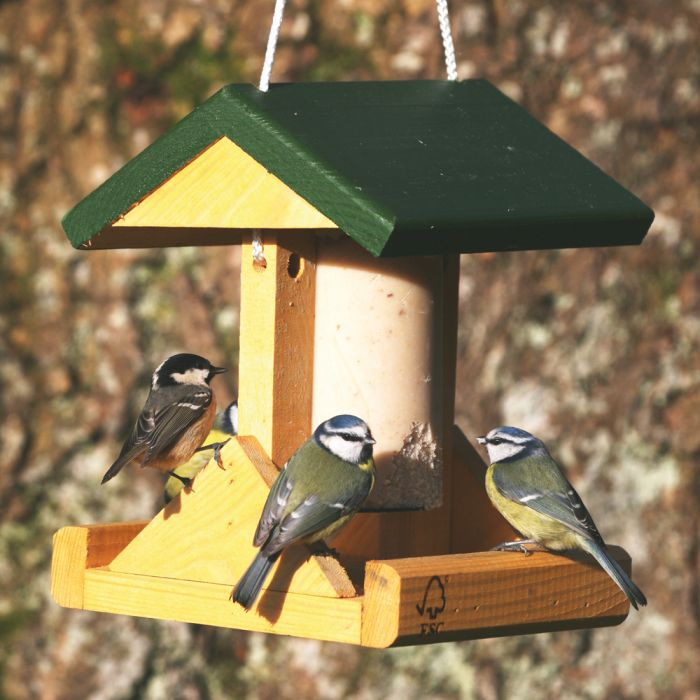 Alpine Peanut Cake Tube Feeder