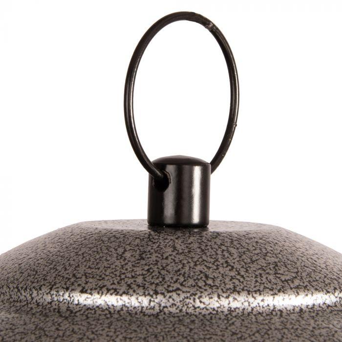 Support pour boules de graisse Bunbury - Argent