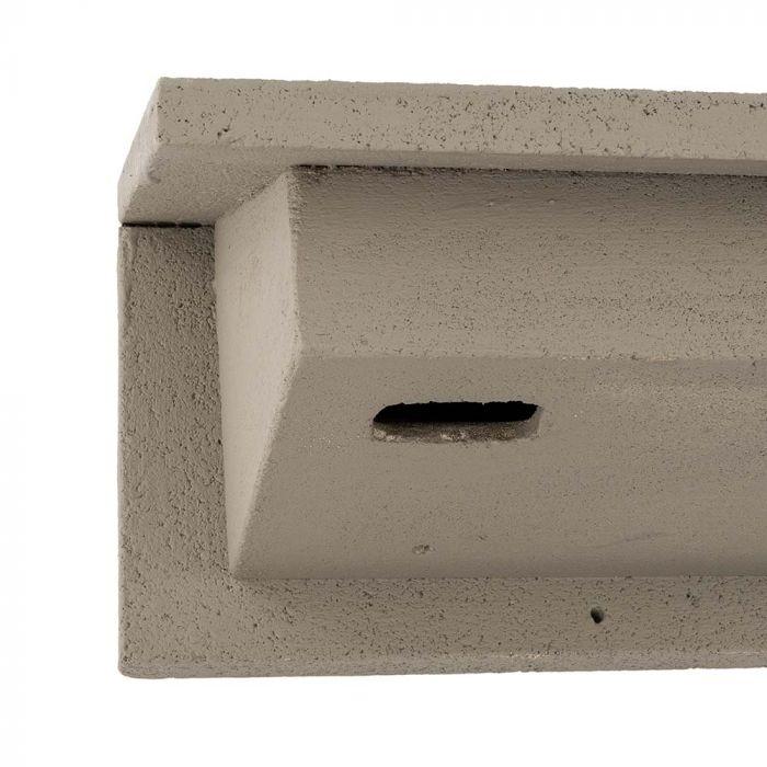 Nichoir à toit incliné pour martinet noir WoodStone®