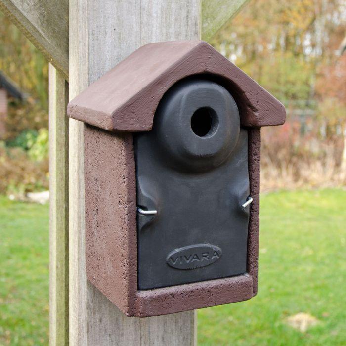 Nichoir Bilbao WoodStone® 32 mm