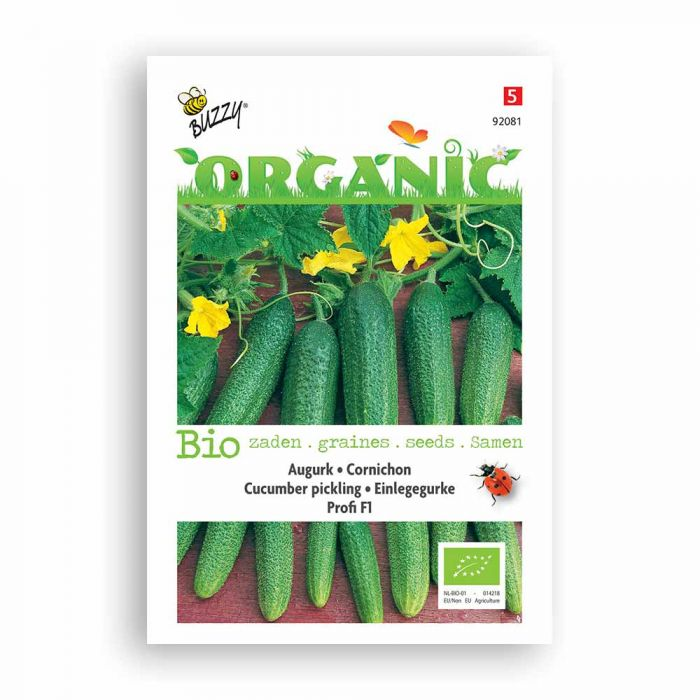 Buzzy® Organic Cornichon BIO