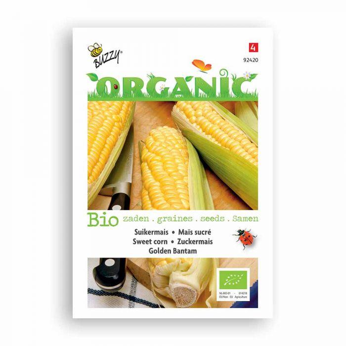 Buzzy® Organic Maïs sucré BIO