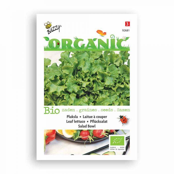 Feuille de chêne Buzzy® Organic Laitue verte à couper BIO