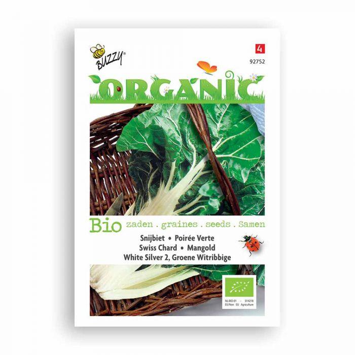 Buzzy® Organic Poirée Verte BIO
