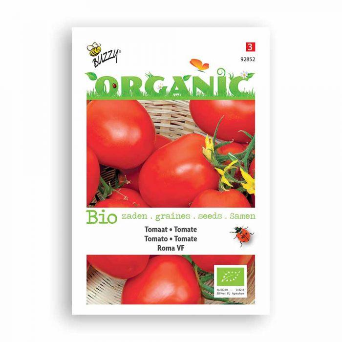 Buzzy® Organic Tomate Roma BIO