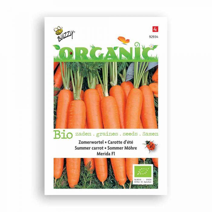 Buzzy® Organic Carottes d'été Merida BIO