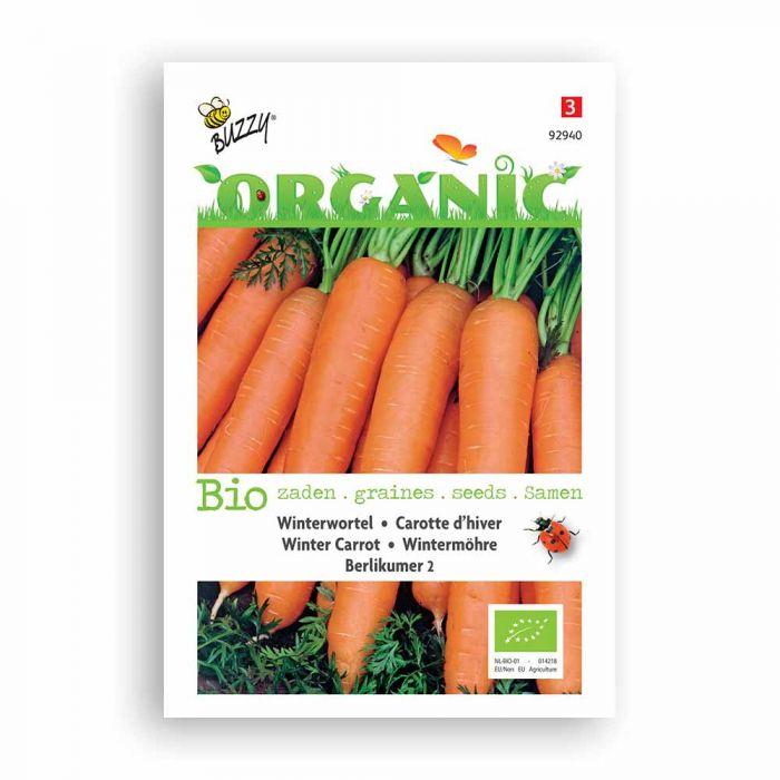 Buzzy® Organic Carrotte d'hiver - Berlicum 2 BIO
