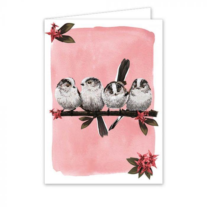 Lot de 5 cartes - Myrte