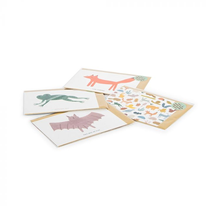 Carte renard – Goodness Gang