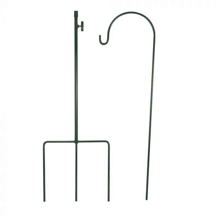 Bâton de berger simple (vert)