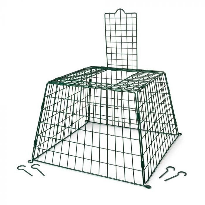 Cage de protection petites mailles