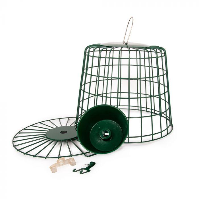 Cage de protection pour friandises et vers de farine