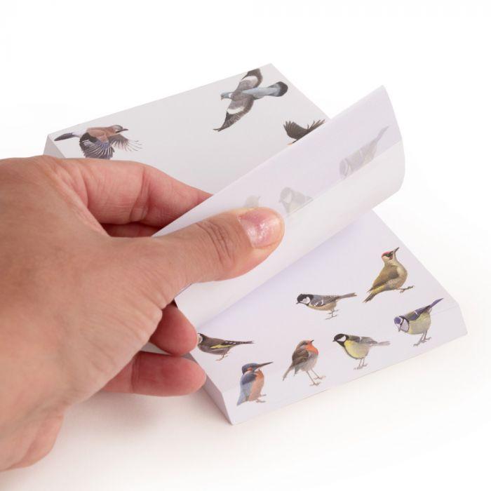 Elwin van der Kolk Notepad with Birds