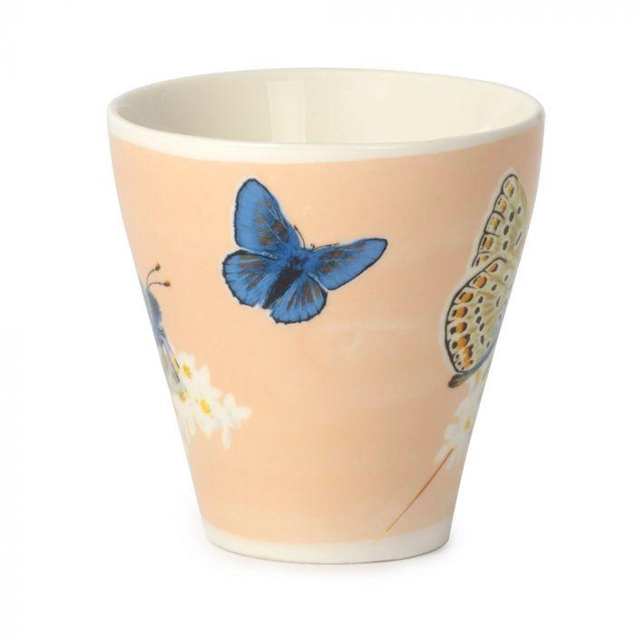 Tasse Papillon Argus Bleu – Myrte