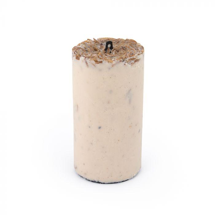 Cake aux cacahuètes avec vers de farine 1 litre