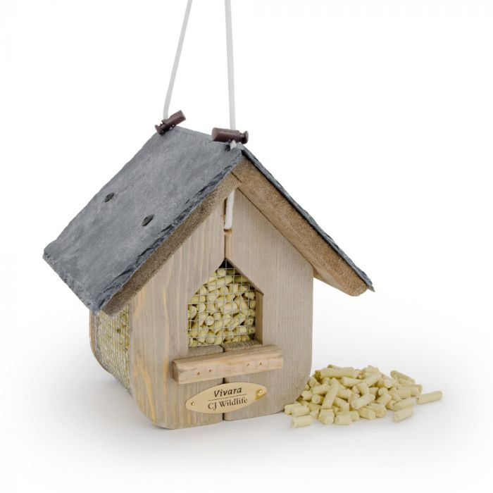 Jupiter Feeder with Insect Tidbits Pack