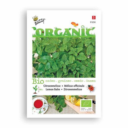 Buzzy® Organic Mélisse BIO