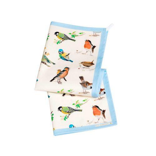 Garden Bird Tea Towel Set