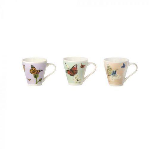 Coffret de Tasses Papillons – Myrte