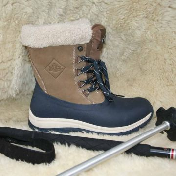 Bottes femmes Arctic Leather Mid Muckboots