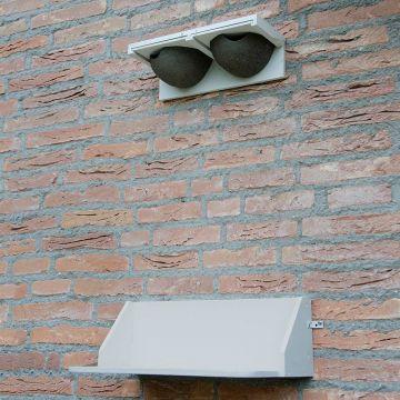 Planche à fientes hirondelle de fenêtre