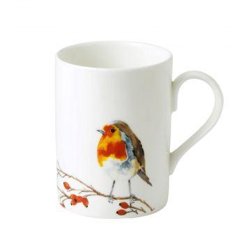 Tasse rouge-gorge Roy Kirkham