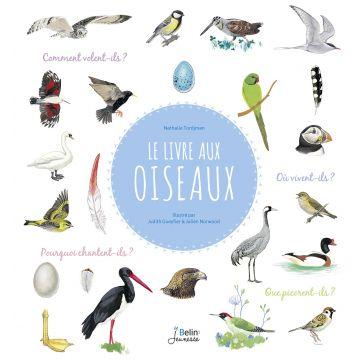 Le livre aux oiseaux