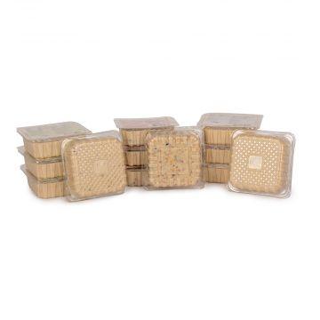 Coffret de 12 blocs aux cacahuètes variété