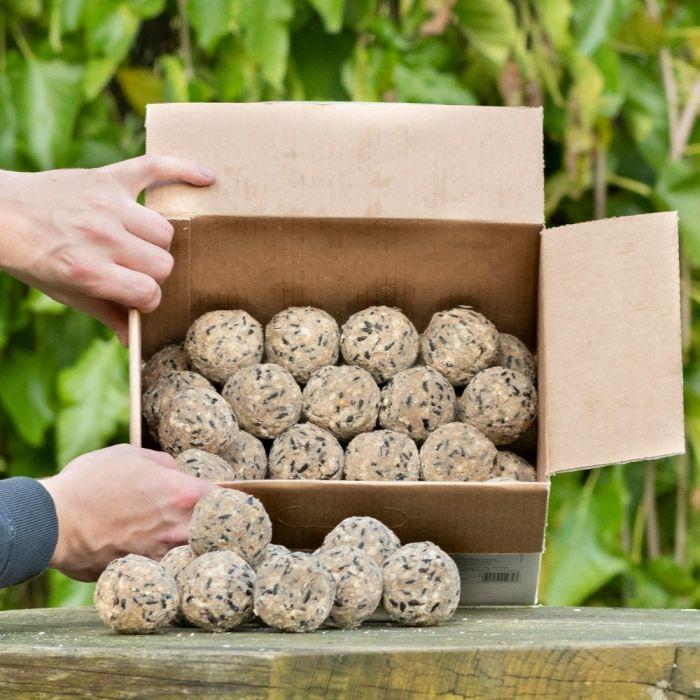 Boîte de 50 boules de graisse suprême