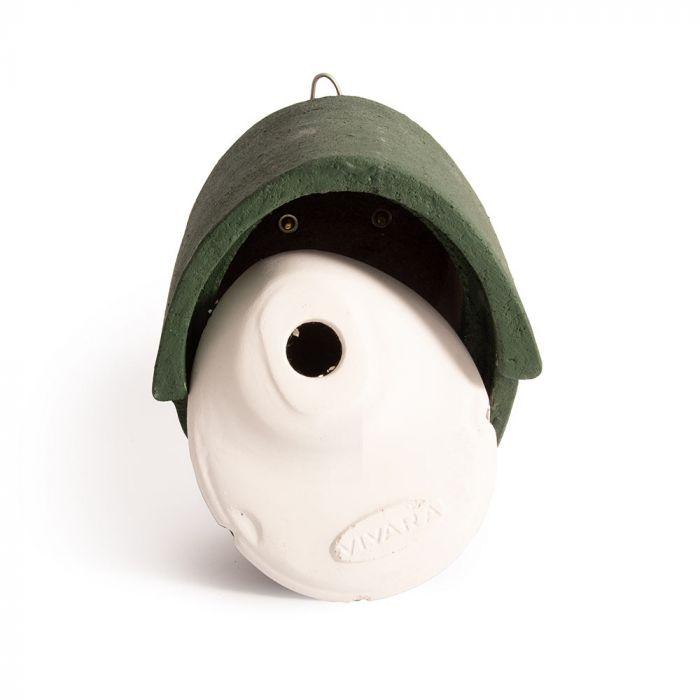 Nichoir Alicante WoodStone ® 32 mm - Vert