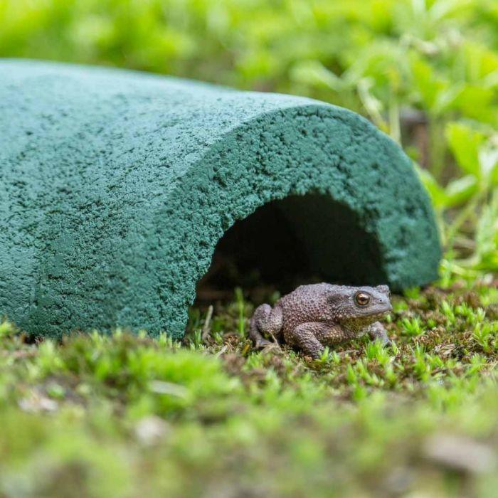 Abri pour grenouilles et crapauds WoodStone®