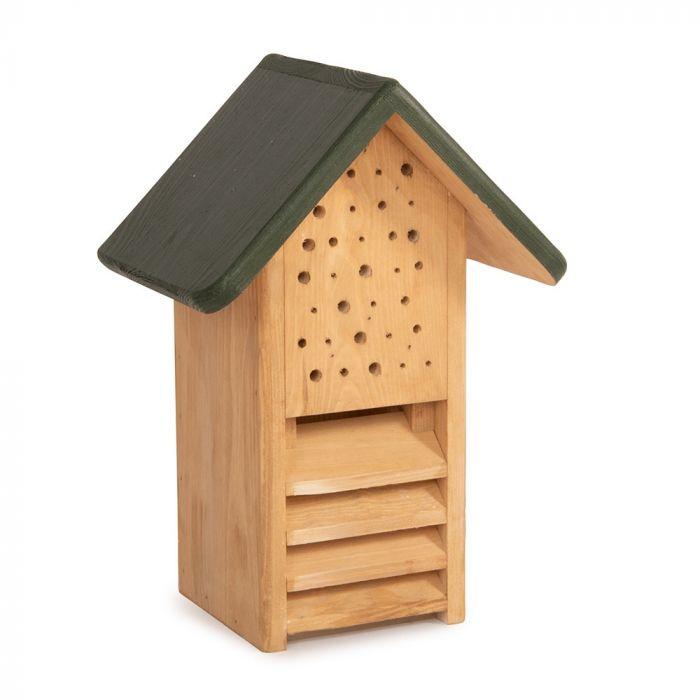 Armoire bifonctionnelle pour abeilles et coccinelles - verte