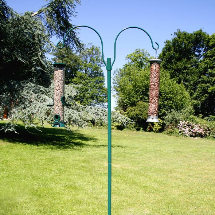Double Hook Pole Attachment