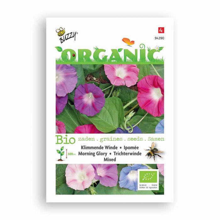Buzzy® Organic Ipomée Variée BIO