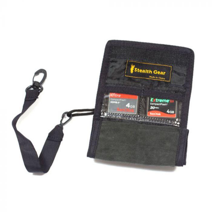 Porte-cartes mémoire Compact Stealth Gear