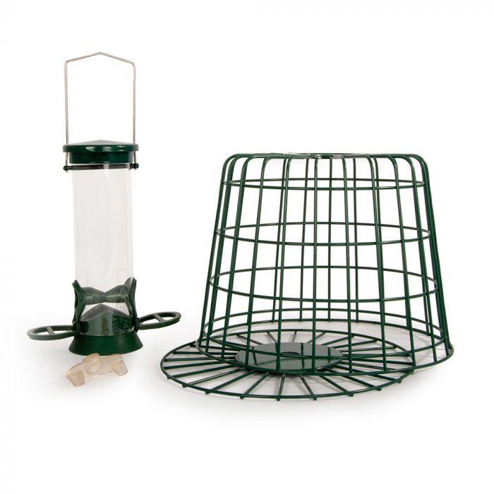 Coffret avec protection amovible pour silo midi (graines)