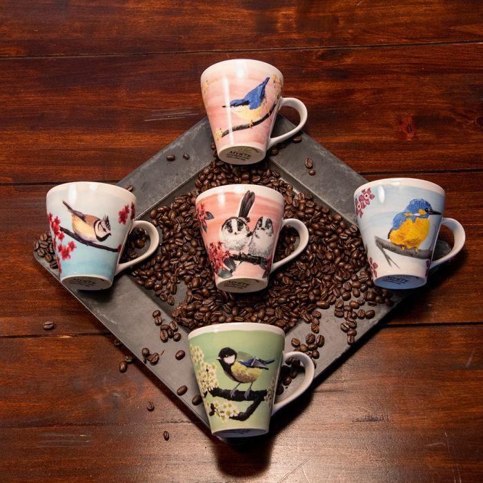 Coffret de tasses - Myrte